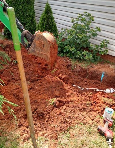 Fixed Sewer Drain Line 7